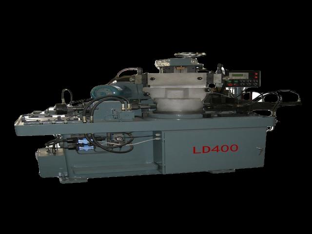 LD400系列全自动麻花钻头磨槽机